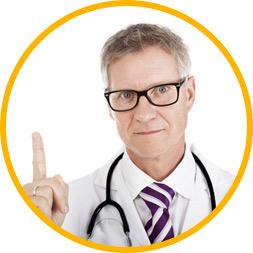 доктор остерегает от употребления алкоголя беременным