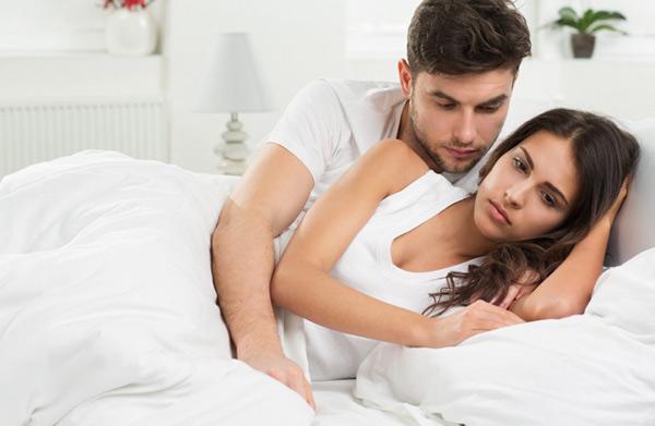не хочет секса после родов