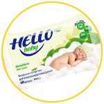 влажные салфетки для новорожденного